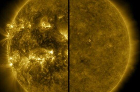 第25个太阳活动周期来了:太阳相对安静 或不能借力烧掉太空垃圾!