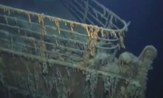 天灾?泰坦尼克沉没当晚多人看到北极光 太阳耀斑导致罗盘读数偏离酿成大祸