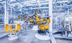 2020年中国<em>工业</em><em>机器人</em>行业市场分析:前8月累计产量将近14万套 应用场景逐渐落地
