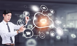2020年中国公有云行业市场现状及竞争格局分析 龙头企业市场集中度进一步提升