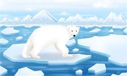怪异!北冰洋出现黑色海水可快速融化海冰 冰面积已至历史第2低