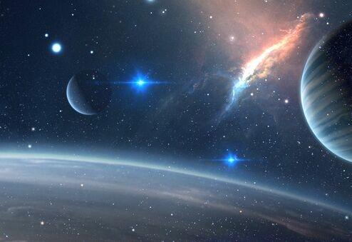 """野心不止地球!马斯克准备在火星上建""""万能WiFi"""" 太空上网和星际通讯要来了?"""