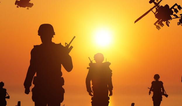 综合视觉增强系统:将战场信息整合进小小护目镜,还能监测士兵体征
