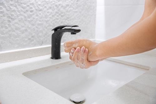公共洗手液或传播细菌