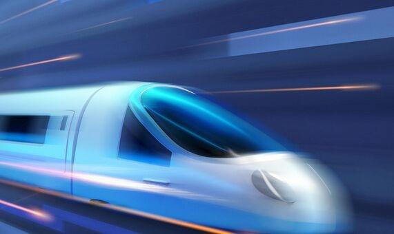 时速400公里可变轨动车组下线