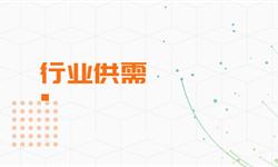 """2020年中国<em>平板玻璃</em>制造行业市场供需现状分析 """"产能过剩""""有所缓解"""