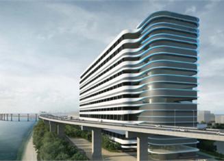 香港某高端物流中心发展项目可行性研究案例