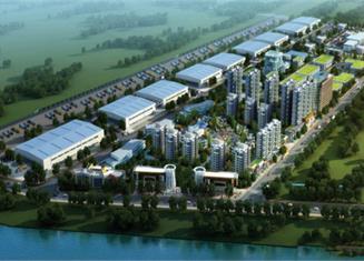 徐州某南亚国际商贸物流园规划案例