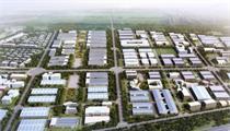 广州南沙某物流产业园规划案例