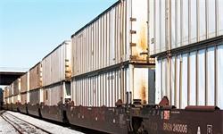 2020年中国铁路货运行业市场现状及发展趋势分析 集装箱运输将成为未来市场增长点