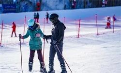 爆紅的滑雪,新的萬億市場?