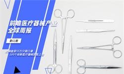 前瞻医疗器械产业全球周报第61期:上海查获55万只假口罩 100个创新医疗器械获批上市