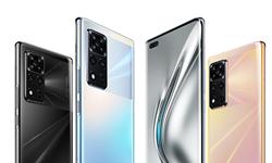 重磅回归!荣耀正式发布V40系列手机,系脱离华为后首款新品