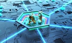 2021年中国芯片行业产业链全景及区域格局分析 上海市芯片产业链布局最为完整