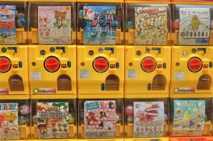 全球最大扭蛋专卖店在东京开业