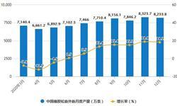 2020年全年中国<em>橡胶制品</em>行业产量及出口贸易情况 橡胶轮胎外胎累计产量突破8亿条