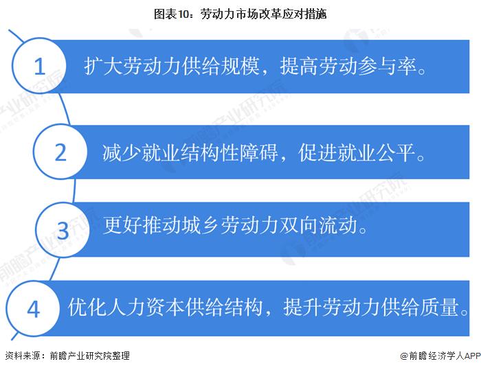 图表10:劳动力市场改革应对措施