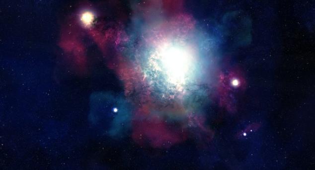 """科学家观测到宇宙""""光的回声"""":巨大的黑洞消失不见,星系核已经死亡"""