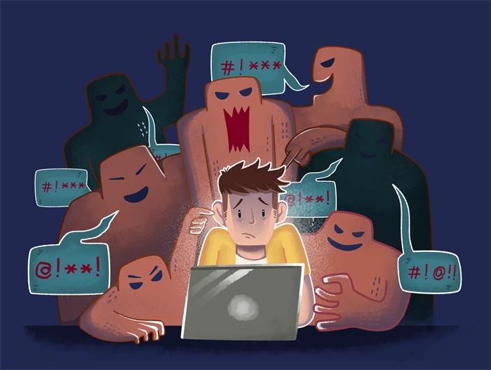 """研究:网络喷子更可能具有""""黑暗三重人格"""",且习惯幸灾乐祸"""