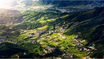 江西抚州市:2020年东乡区蝶岸玫瑰庄园田园综合体奖补项目通过市农业农村局验收