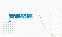 2021年中國大輸液行業市場競爭格局與企業份額分析 細分市場各有千秋