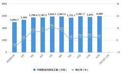 2021年1-2月中国原油行业产量规模及<em>进口</em><em>情况</em>分析 累计<em>进口</em>量将近9000万吨