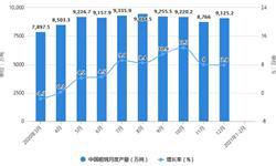 2021年1-2月中国钢铁行业产量规模统计情况 粗钢累计产量将近1.75亿吨