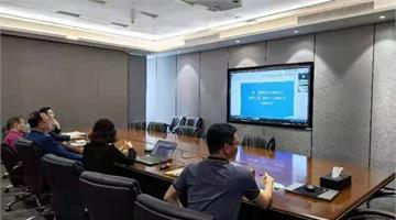 前瞻受邀深圳海源恒业投资有限公司,沟通关于汕头金平食品产业园规划项目