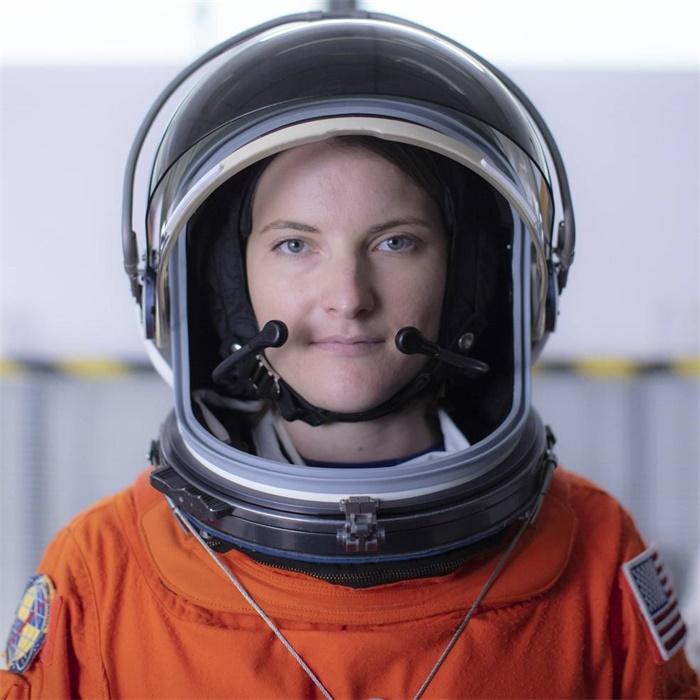 33岁女硕士被任命为NASA SpaceX任务最后一员,今年10月将进行首飞