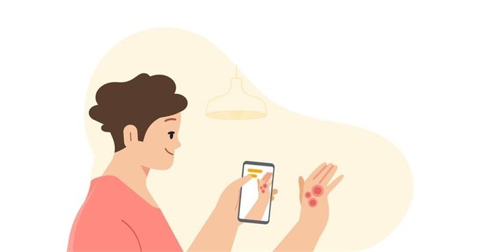 AI网络问诊!谷歌将于年内推出AI皮肤病检测APP,你觉得可靠吗?