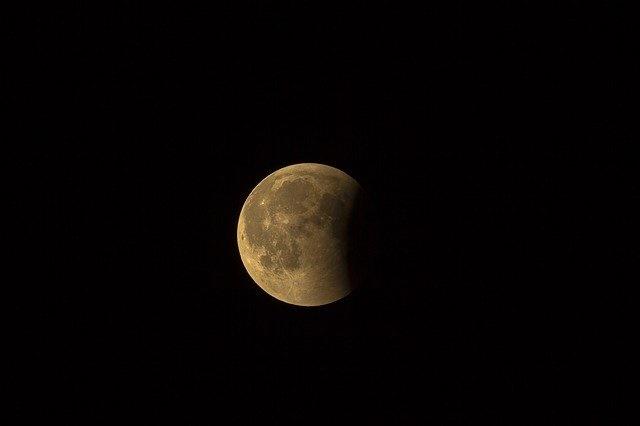 """罕见奇观!明晚的月全食不是普通的月全食,是""""超级月全食"""""""