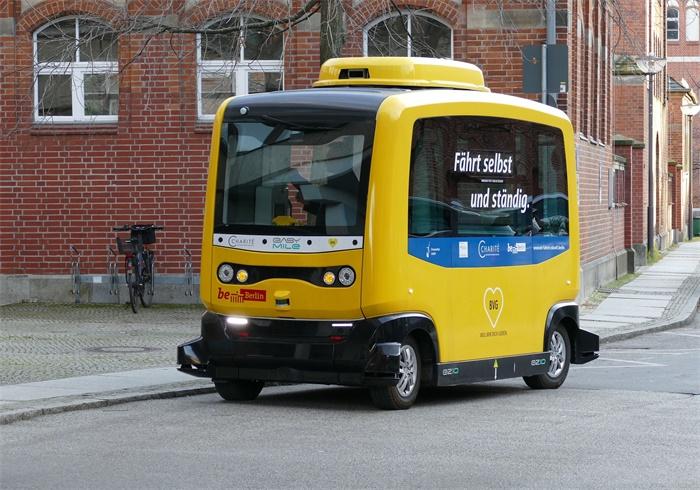自动交通时代即将到来?德国将于2022年允许L4级无人驾驶车辆上路