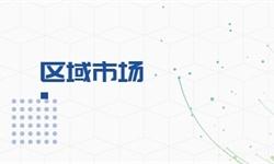 2021年中国数据中心行业区域市场发展对比 新建数据中心向一线周边及中西部转移