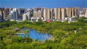 陕西省科技厅副厅长林黎明调研指导紫阳富硒产业质量评价体系建设工作