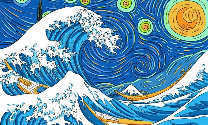艺术品之美,不过是大脑千万条算法的其中之一