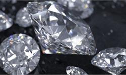 非洲挖出世界第三大钻石:重达1098克拉 成色有待评估