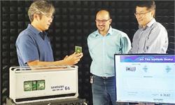 三星首个6G原型系统测试:采用太赫兹频率 15米内传输数据速度达6.2 Gbps