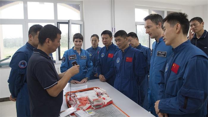 欧洲航天员提前4年学习中文,2022年或登中国空间站
