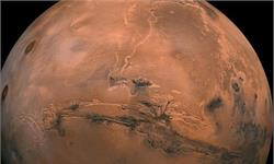 """研究稱:火星上""""隱藏的地下湖泊""""可能只是凍結的粘土,而非液態水"""