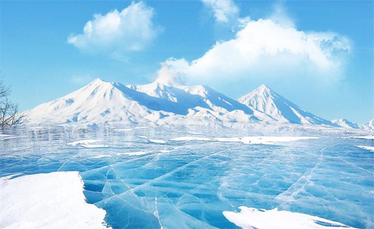 格陵兰岛冰盖下隐藏着6个神秘建筑,每一个都令人叹为观止!