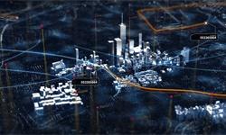 2021年中国智慧城市行业产业链现状及区域市场格局分析 技术进步推动产业发展