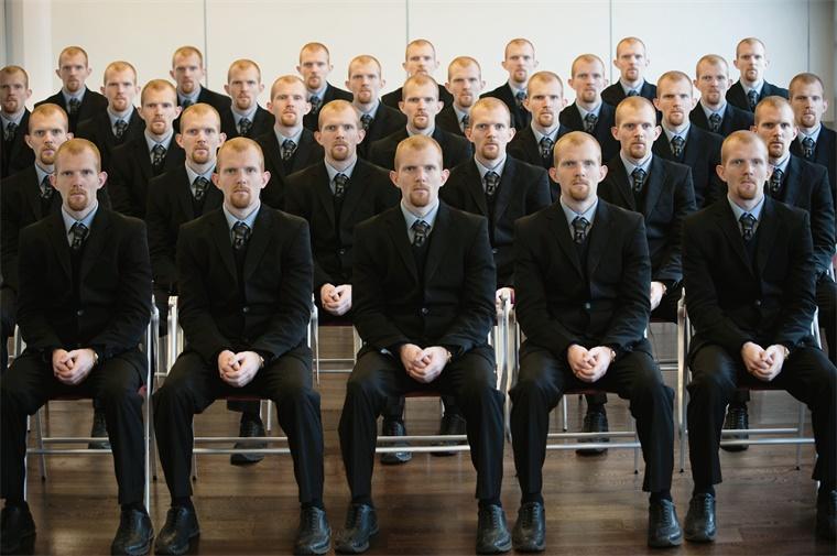 恐怖谷效应:要是看到多张克隆脸你会怎么办?