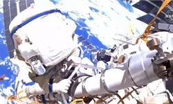 国际空间站响起烟雾报警后:NASA宣布太空紧急状态 俄宇航员却进行太空行走