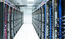 2021年中国数据中心第三方运营商竞争格局及市场份额分析
