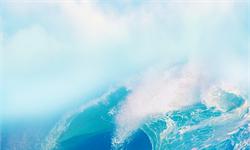 研究發現:更高的海浪可導致更多的冰云