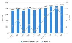 2021年1-6月中国铁矿石行业产量规模及进口市场分析 上半年铁矿石产量将近5亿吨