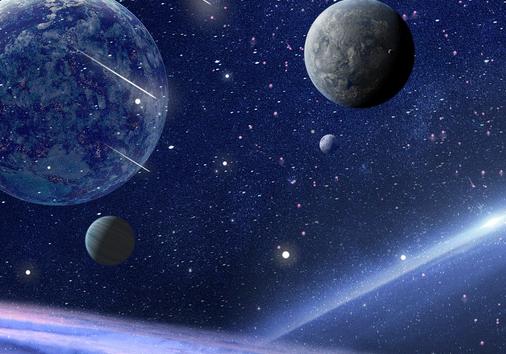 """天文学家在""""蓬松""""的系外行星WASP-127b上发现云"""