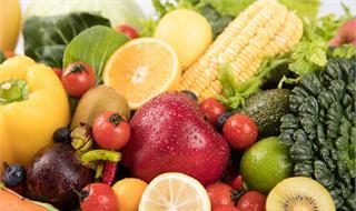 家長們注意!多吃水果和蔬菜的兒童心理更健康