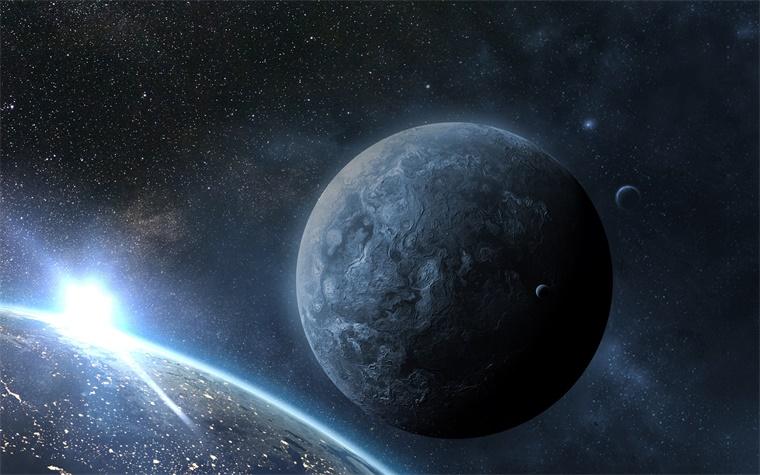 现实版三体世界!人类第一次发现围绕三颗恒星运行的行星