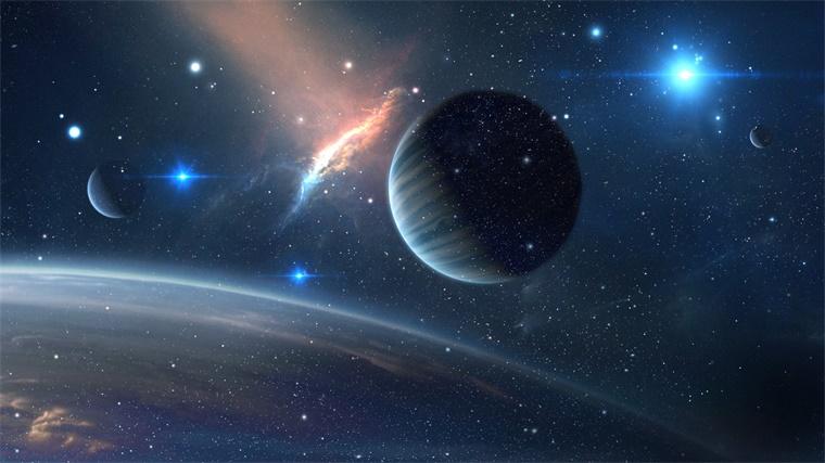 """美国宇航局发现新的""""热木星""""系外行星:半径比太阳系最大的行星还大,但质量更小"""